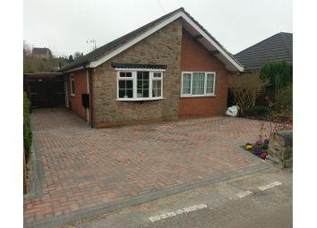 Thumbnail 3 bedroom detached bungalow for sale in Vicarage Lane, Codnor Park