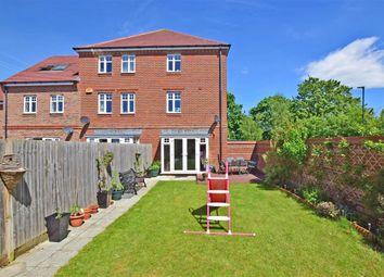 Thumbnail 3 bed town house for sale in Blackthorn Avenue, Bognor Regis, West Sussex