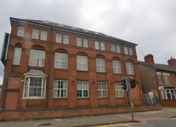 Thumbnail 2 bedroom flat for sale in The Mill, Fosse Road North, Leicester