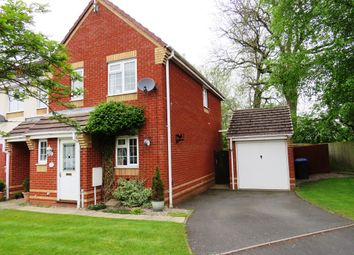 Thumbnail 3 bed end terrace house for sale in Rockingham Drive, Cheadle, Stoke-On-Trent