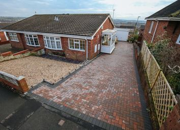 Thumbnail 2 bed semi-detached bungalow for sale in Birches Head Road, Birches Head, Stoke-On-Trent