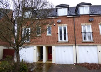 Thumbnail 3 bedroom town house to rent in Rosemary Way, Downham Market