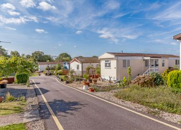 Thumbnail 1 bed mobile/park home for sale in Dunton Mobile Home Park, Brentwood, Essex