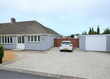 Thumbnail 2 bed semi-detached bungalow for sale in North Boundary Road, Brixham