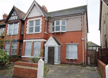 Thumbnail 4 bed semi-detached house for sale in Palace Avenue, Rhyl, Denbighshire
