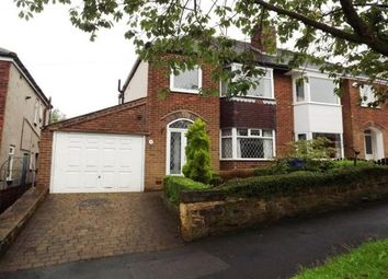 Thumbnail 3 bed semi-detached house to rent in High Storrs Road, High Storrs