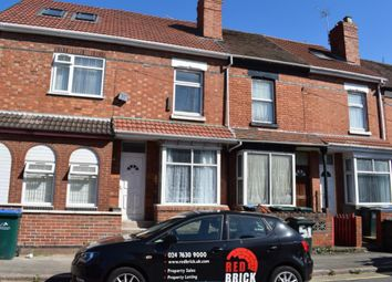 4 bed terraced house to rent in Bramble Street, Coventry, West Midlands CV1