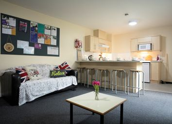 Thumbnail 5 bed flat to rent in Great Shaw Street, Preston, Lancashire