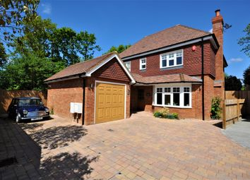 Thumbnail 5 bed detached house to rent in Manor Road North, Hinchley Wood, Esher