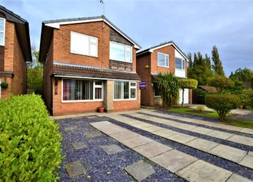 Thumbnail 3 bed detached house for sale in Wynton Close, Leigh