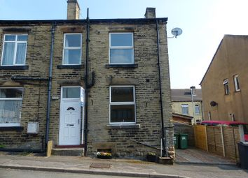 Thumbnail 2 bed end terrace house for sale in Centre Street, Heckmondwike, West Yorkshire.