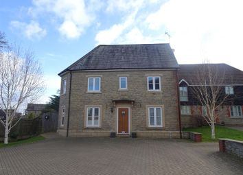 Thumbnail 4 bed detached house to rent in The Old Market, Hemyock, Cullompton