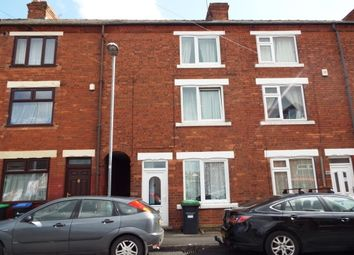 Thumbnail 3 bed terraced house to rent in Silk Street, Sutton-In-Ashfield