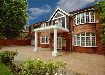Thumbnail 7 bed detached house for sale in Upper Park Road, Salford