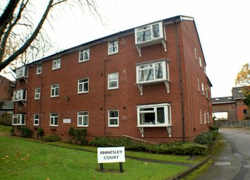 Thumbnail 1 bed flat for sale in Annesley Court, Monton Road, Manchester