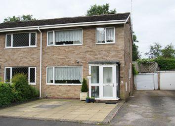 Thumbnail 3 bed semi-detached house for sale in Billsmore Green, Damsonwood, Solihull