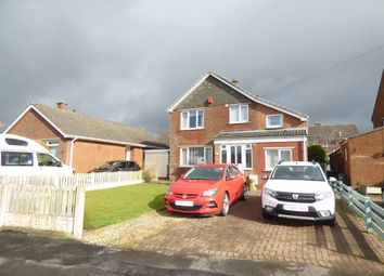 Thumbnail 4 bed detached house for sale in Stonehouse Park, Thursby, Carlisle