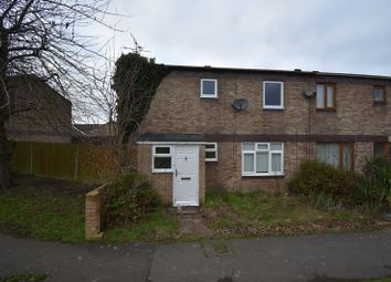 Thumbnail 3 bed end terrace house to rent in Trident Drive, Houghton Regis, Dunstable