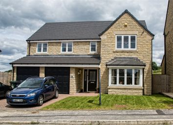 Thumbnail 4 bed detached house for sale in New Holland Drive, Wilsden, Bradford, West Yorkshire