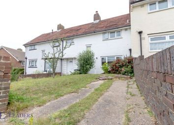 Thumbnail 2 bed terraced house for sale in Mountfields, Brighton, East Sussex