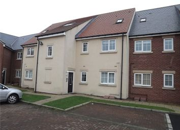 Thumbnail 2 bed flat to rent in Regents Court, Gilesgate, Durham