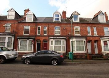 Thumbnail 4 bed block of flats for sale in Birrell Road, Forest Fields, Nottingham