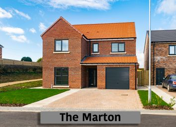 Thumbnail 4 bed detached house for sale in The Marton, Priory Meadows, Kirby Hill, Boroughbridge