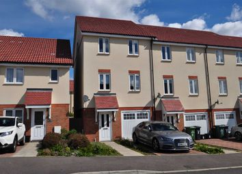 Thumbnail 4 bedroom town house to rent in Academia Avenue, Broxbourne, Hertfordshire