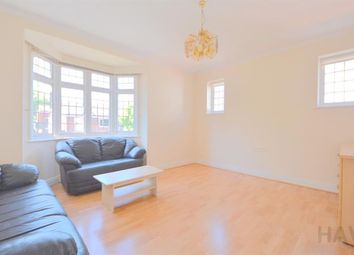 Thumbnail 3 bed flat to rent in Woodstood Road, Golders Green, London