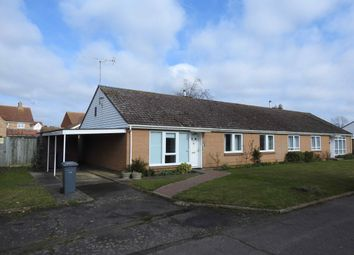Thumbnail 3 bed bungalow to rent in Suffolk Drive, Rendlesham, Woodbridge, Suffolk