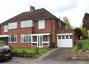 Thumbnail 3 bed semi-detached house for sale in Lynwood Avenue, Kingswinford