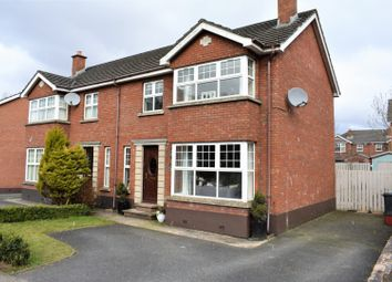 Thumbnail 3 bed semi-detached house for sale in Alderwood Hill, Belfast