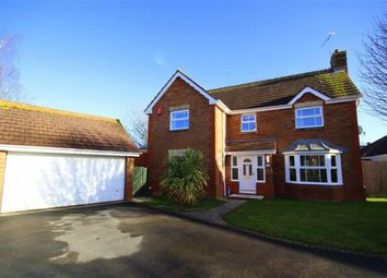 Thumbnail 5 bed detached house to rent in Lister Road, Wroughton