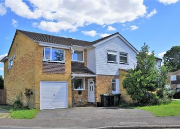 4 bed semi-detached house for sale in Gilbey Crescent, Stansted CM24