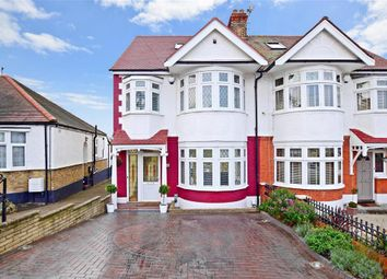 Thumbnail 4 bed semi-detached house for sale in Sunset Avenue, London