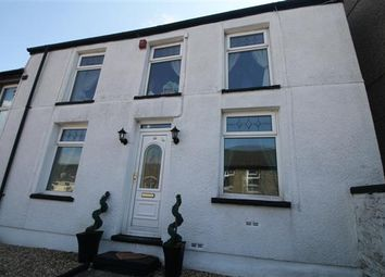 Thumbnail 3 bedroom end terrace house for sale in Cornwall Road, Williamstown, Tonypandy