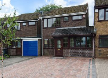 Thumbnail 3 bed detached house for sale in Low Street, Cheslyn Hay, Walsall