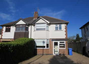 Thumbnail 4 bed semi-detached house to rent in Chain Lane, Littleover, Derby