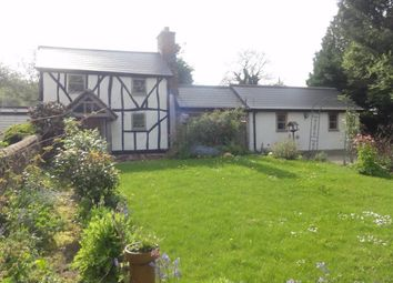 Thumbnail 2 bedroom cottage to rent in Moreton-On-Lugg, Hereford