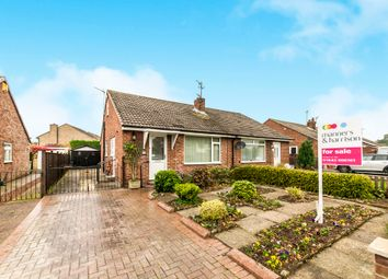 Thumbnail 2 bed semi-detached bungalow for sale in Tyrone Road, Stockton-On-Tees