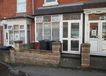 Thumbnail 3 bed terraced house to rent in Avondale Road, Sparkhill, Birmingham