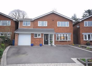 Thumbnail 5 bed detached house for sale in Sunningdale, Stone