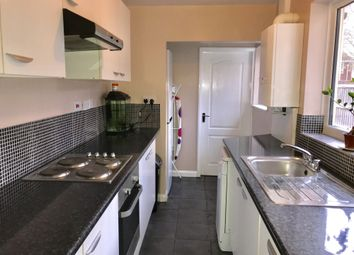 Thumbnail 2 bed terraced house to rent in Spencer Street, Lincoln, Lincolnshire