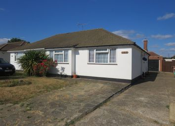 Thumbnail 2 bed semi-detached bungalow for sale in Harrow Way, Watford
