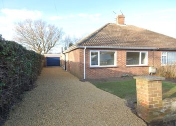 Thumbnail 2 bed bungalow for sale in South Hill Close, Thorpe St Andrew, Norwich