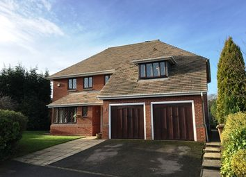 Thumbnail 5 bed detached house for sale in Oldfield Lane, Rothley, Leicester