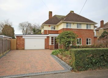 Thumbnail 5 bed detached house for sale in Hale Avenue, New Milton