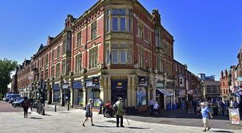 Thumbnail Retail premises for sale in 16-19 Orchard Street, Preston PR1, Preston,