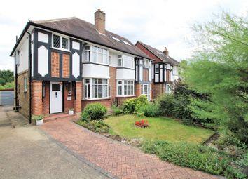 Thumbnail 3 bed semi-detached house for sale in Raeburn Avenue, Surbiton