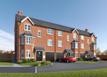 Thumbnail 4 bed terraced house for sale in Orleton Lane, Telford, Shopshire